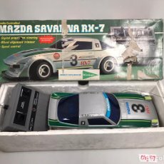 Radio Control: MAGDA SAVANNA RX-7. Lote 197420185