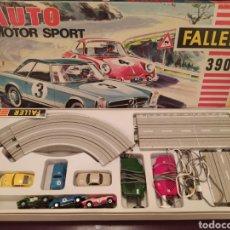 Radiocommande: AUTO MOTOR SPORT FALLER 3901. Lote 199151188