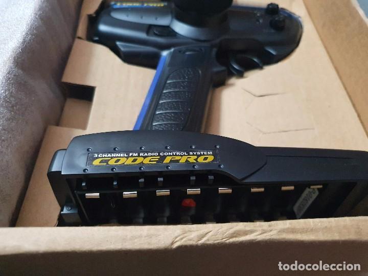 Radio Control: Radiocontrol CODE PRO FM . 3 CANALES DE RADIO FM - Foto 6 - 199158437