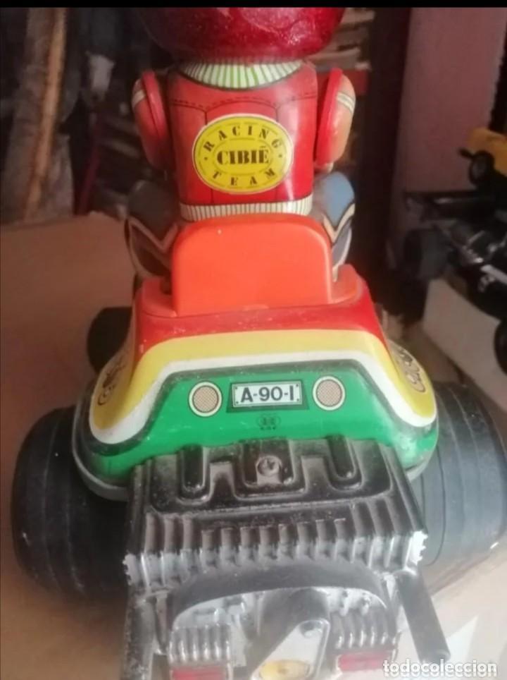 Radio Control: Pareja de juguetes coche y moto - Foto 2 - 199194950