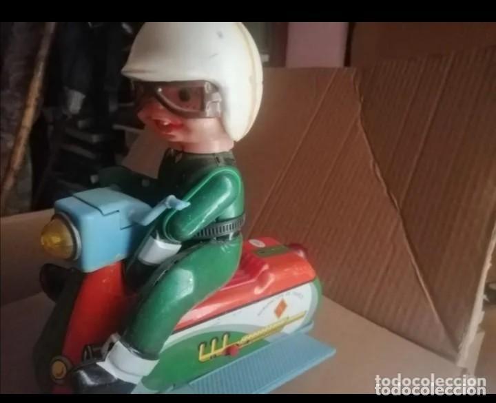 Radio Control: Pareja de juguetes coche y moto - Foto 3 - 199194950