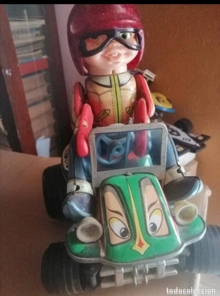 Radio Control: Pareja de juguetes coche y moto - Foto 4 - 199194950