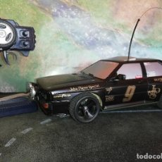 Radio Control: AUDI QUATTRO 2WD CUSTON RC. Lote 199869831