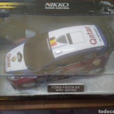 Radio Control: COCHE RADIOCONTROL NINCO. FIESTA WRC. Lote 202523348
