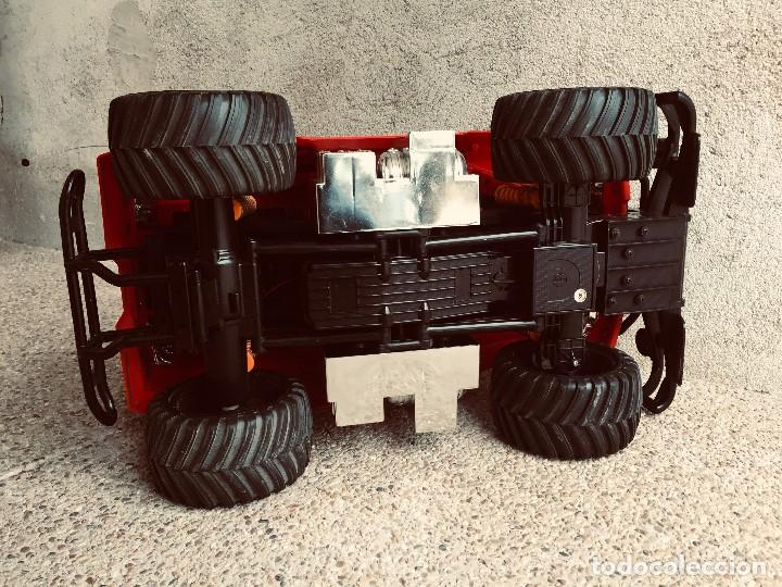 Radio Control: coche automovil 4x4 bateria electrica teledirigido no mando made china speed archi tect 37x65x37cms - Foto 12 - 203966938