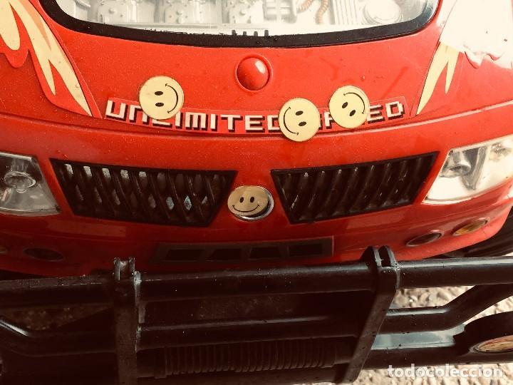 Radio Control: coche automovil 4x4 bateria electrica teledirigido no mando made china speed archi tect 37x65x37cms - Foto 28 - 203966938