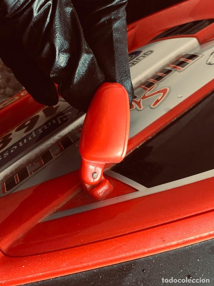 Radio Control: coche automovil 4x4 bateria electrica teledirigido no mando made china speed archi tect 37x65x37cms - Foto 32 - 203966938