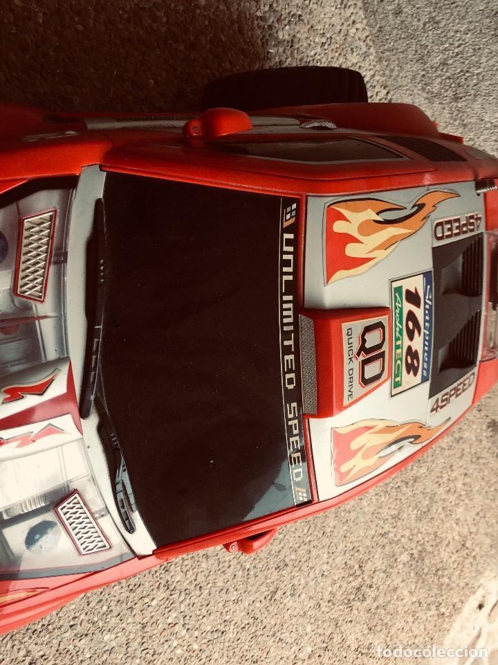 Radio Control: coche automovil 4x4 bateria electrica teledirigido no mando made china speed archi tect 37x65x37cms - Foto 35 - 203966938
