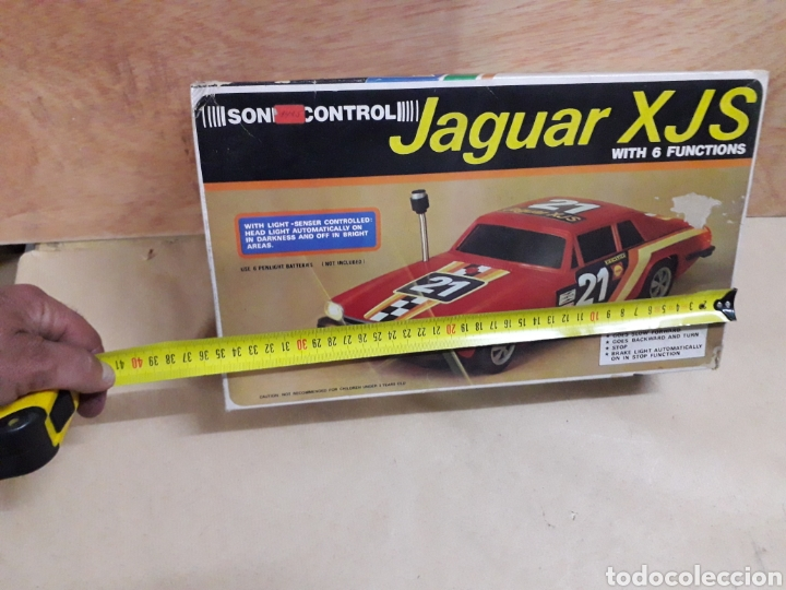 Radio Control: JAGUAR XJS sonic control vintage - Foto 2 - 204316957