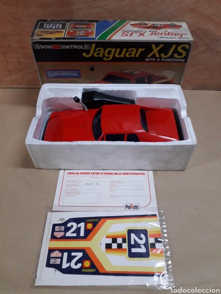 Radio Control: JAGUAR XJS sonic control vintage - Foto 3 - 204316957