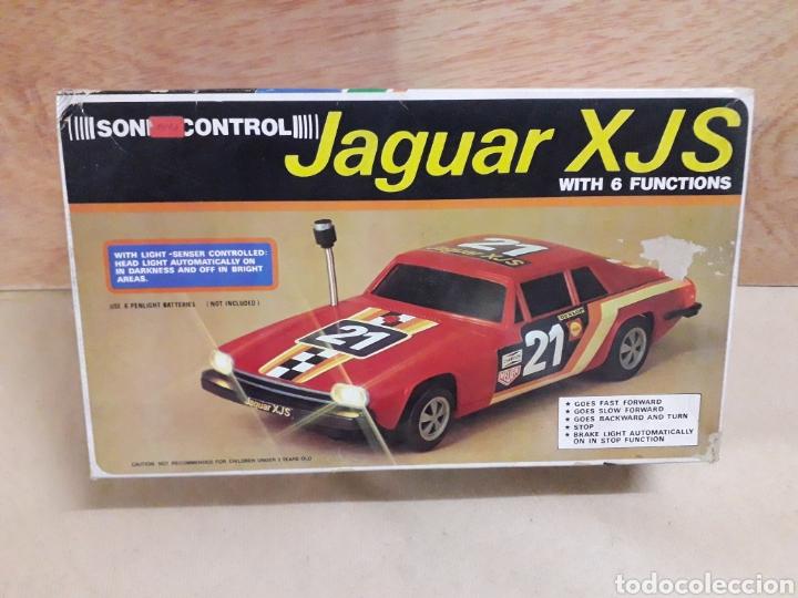 JAGUAR XJS SONIC CONTROL VINTAGE (Juguetes - Modelismo y Radiocontrol - Radiocontrol - Coches y Motos)