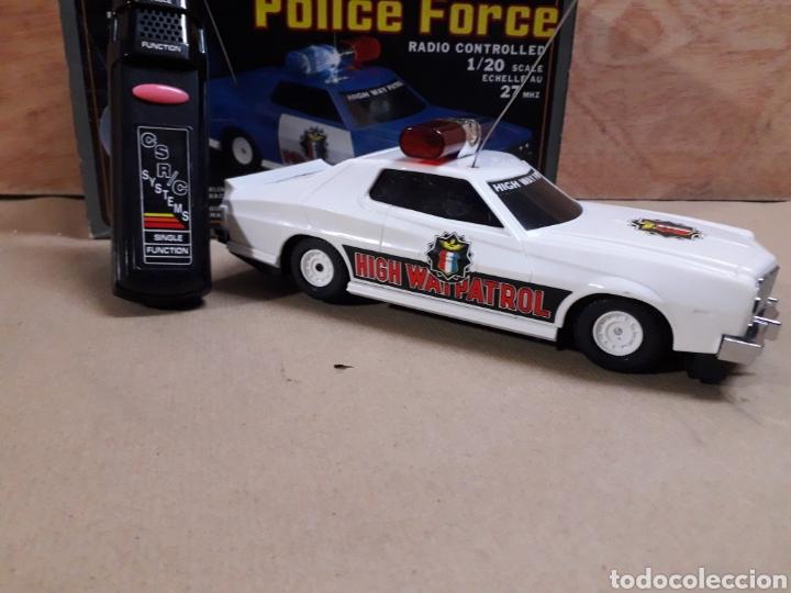 Radio Control: Policía radio control años 70/80 - Foto 2 - 204319727