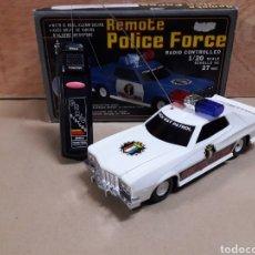 Radio Control: POLICÍA RADIO CONTROL AÑOS 70/80. Lote 204319727