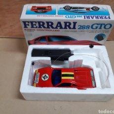 Radio Control: FERRARI 288 GTO RADIO CONTROL. Lote 204320355