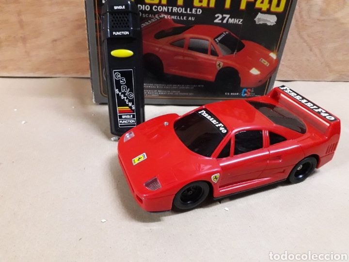 Radio Control: Ferrari F 40 radio control - Foto 2 - 204320943