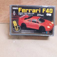 Radio Control: FERRARI F 40 RADIO CONTROL. Lote 204320943
