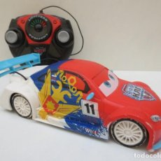 Radio Control: COCHE TELEDIRIGIDO CARS DISNEY PIXAR. Lote 204406530