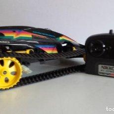 Radio Control: COCHE SUPER BUGGY NIKKO VIPER RC / CON MANDO / PARA REPARAR O PIEZAS. Lote 205683068