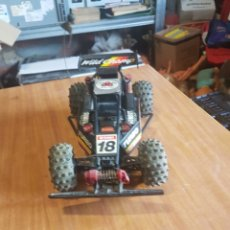 Rádio Controlo: BUGGY TURBO A PILAS RADIO CONTROL MADE IN MALAYSIA 1986. Lote 205757537