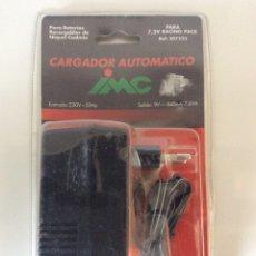 Radio Control: CARGADOR IMC BATERÍAS DE COCHE REF.307223 9V- 840MA 7,6VA NUEVO RACING PACK. Lote 221484900