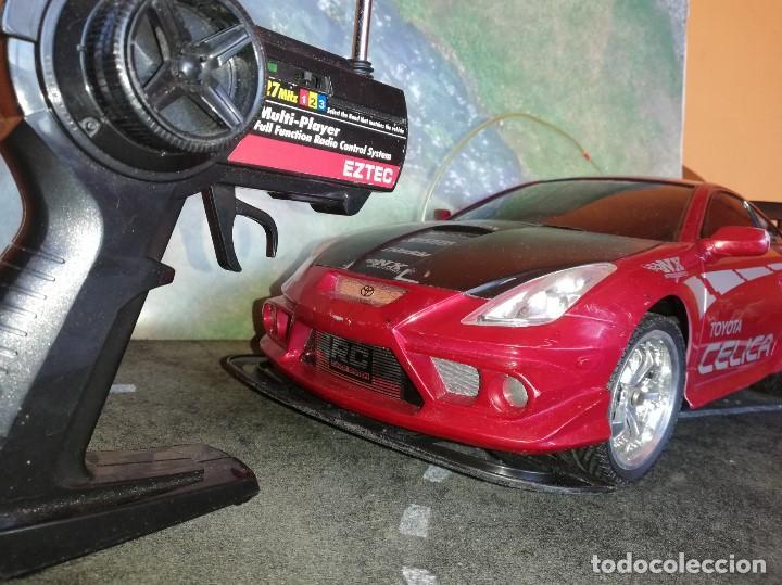 Radio Control: Toyota Celica . Radio control con MP3 - Foto 2 - 208174898