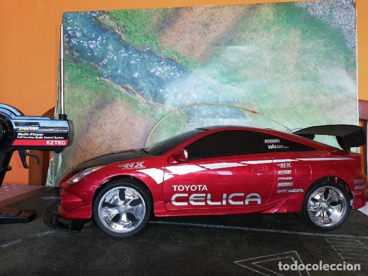 Radio Control: Toyota Celica . Radio control con MP3 - Foto 3 - 208174898