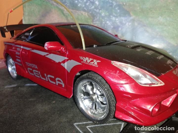 Radio Control: Toyota Celica . Radio control con MP3 - Foto 6 - 208174898