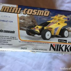 Radio Control: NIKKO MINI COSMO. Lote 209665877