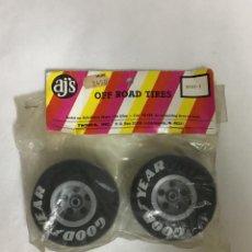 Radio Control: AJ'S 9725-1,RUEDAS AÑOS 80. Lote 209785116