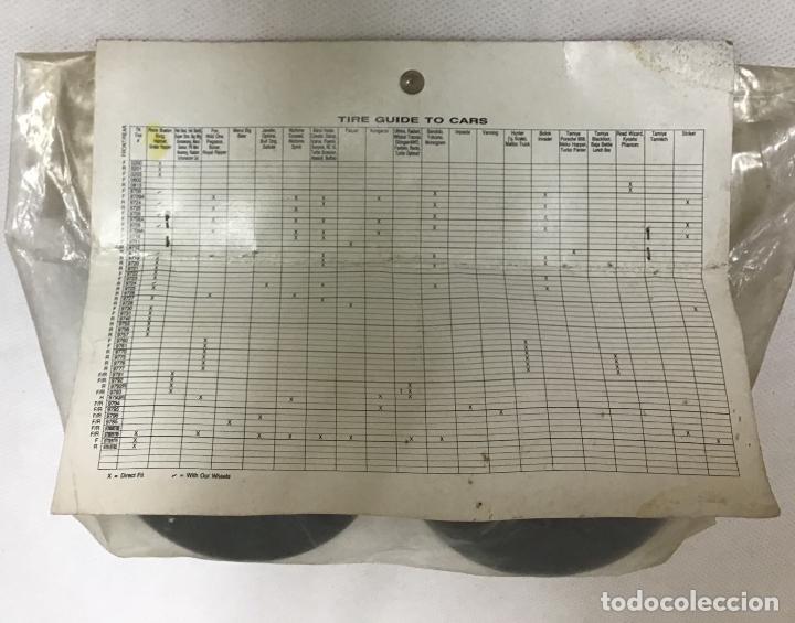Radio Control: AJ'S 9725-1, NEUMÁTICOS AÑOS 80 - Foto 2 - 209785906