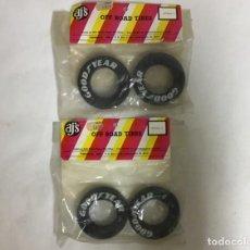 Radio Control: AJ'S 9709A-1 NEUMÁTICOS AÑOS 80. Lote 209787838