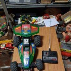 Radio Control: BUGGY NIKKO MODELO BIG PHANTHER TURBO. Lote 210248252
