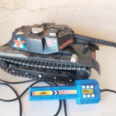 Radio Control: ANTIGUO TANQUE MARCA CLIM. Lote 210454513