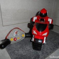 Rádio Controlo: MOTO RADIOCONTROL MARCA CHICO. Lote 210749011
