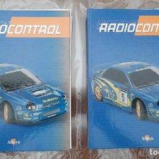 Radio Control: SUBARU IMPREZA 1:10 RADIO CONTROL ALTAYA COLECCIÓN COMPLETA CON LOS FASCÍCULOS. Lote 214854628