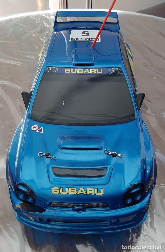 Radio Control: Subaru Impreza 1:10 radio control Altaya colección completa con los fascículos - Foto 5 - 214854628