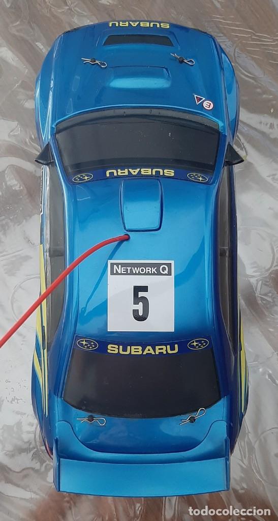 Radio Control: Subaru Impreza 1:10 radio control Altaya colección completa con los fascículos - Foto 6 - 214854628