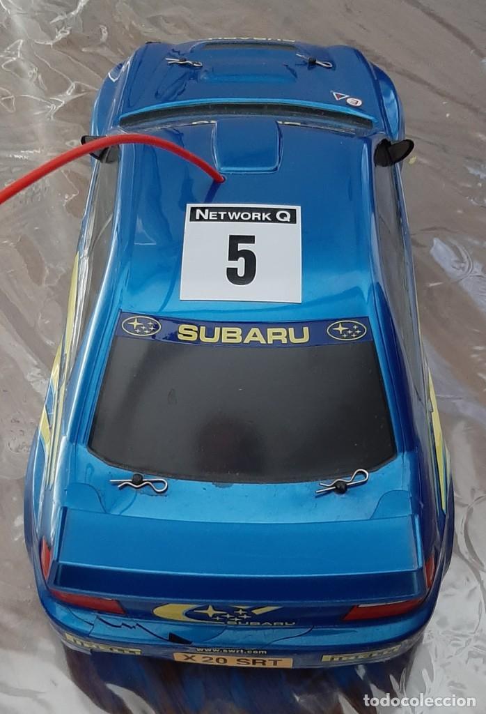 Radio Control: Subaru Impreza 1:10 radio control Altaya colección completa con los fascículos - Foto 7 - 214854628