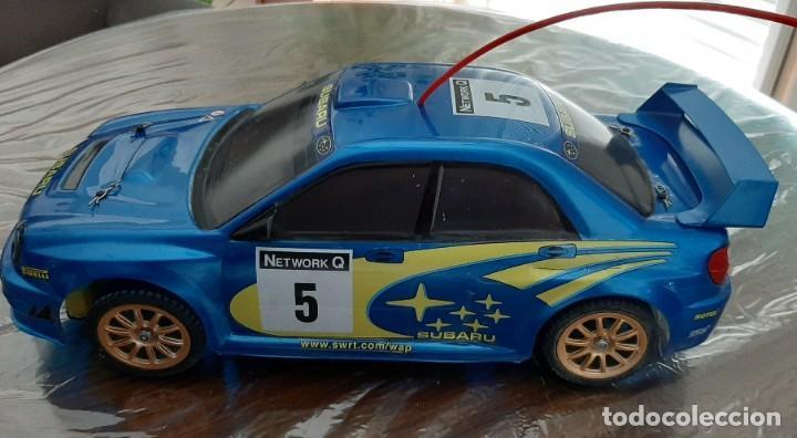Radio Control: Subaru Impreza 1:10 radio control Altaya colección completa con los fascículos - Foto 8 - 214854628