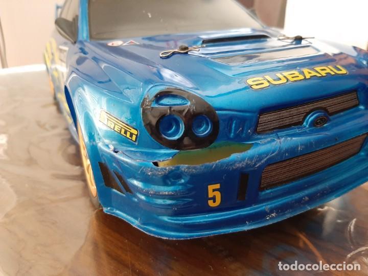 Radio Control: Subaru Impreza 1:10 radio control Altaya colección completa con los fascículos - Foto 10 - 214854628