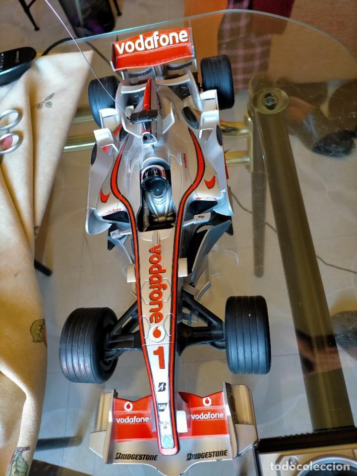 BOLIDO MCLAREN F1 TEAM. RADIO CONTROL. MAJORETTE SOLIDO 2007 MP4 22 (Juguetes - Modelismo y Radiocontrol - Radiocontrol - Coches y Motos)