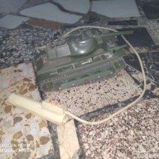 Radiocommande: TANQUE AÑOS 70 (CLIN). Lote 216931538