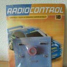 Radio Control: ALTAYA RADIO CONTROL CONSTRUYE Y PILOTA SUBARU N18. NUEVO. Lote 217514665