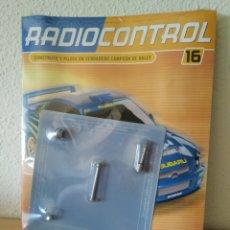 Radio Control: ALTAYA RADIO CONTROL CONSTRUYE Y PILOTA N16 SUBARU. NUEVO. Lote 217515891
