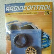 Radio Control: ALTAYA RADIO CONTROL CONSTRUYE Y PILOTA SUBARU N15. NUEVO. Lote 217519282