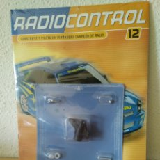 Radio Control: ALTAYA RADIO CONTROL CONSTRUYE Y PILOTA SUBARU N12. Lote 217520543