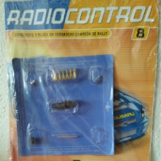 Radio Control: ALTAYA RADIO CONTROL CONSTRUYE Y PILOTA N8 SUBARU. NUEVO. Lote 217522157
