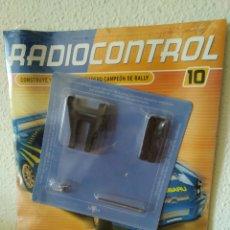 Radio Control: ALTAYA RADIO CONTROL CONSTRUYE Y PILOTA N10. NUEVO. Lote 217522467