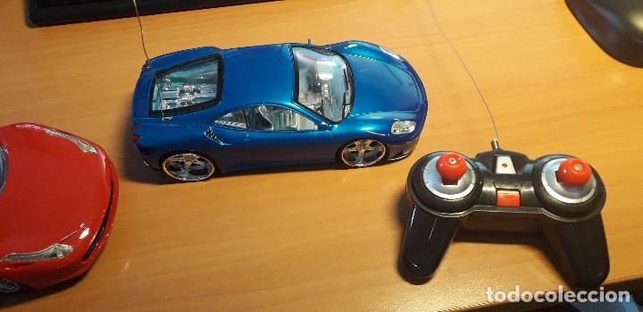 Radio Control: 13-00122 pack 2 coches teledirigidos + 1 mando ( sin probar) - Foto 5 - 219018788