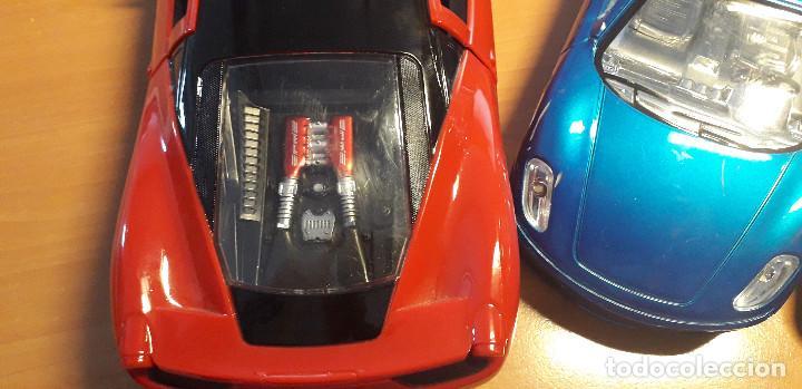 Radio Control: 13-00122 pack 2 coches teledirigidos + 1 mando ( sin probar) - Foto 8 - 219018788